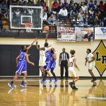 Lower Richland High School Girls Varsity Basketball beats Dreher High School 59-38
