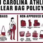 Clear Bag Policy at Colonial Life Arena