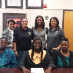 Archie Signs with Paine College