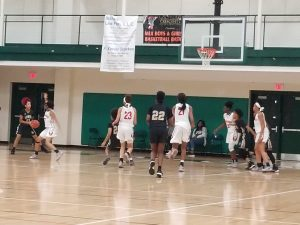 MLK Bash Girls' Basketball