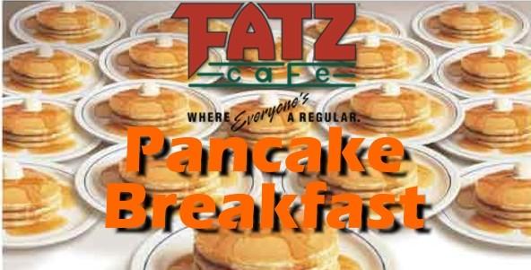 Cheer Team Will Host Pancake Breakfast