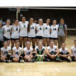 Volleyball Team Wins NC Invite