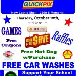 Buy Gas on 10/10, Help the Athletic Department!