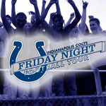 Colts Friday Night Football Tour Coming to New Castle This Friday!