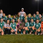 Lady Trojans Bring Home 4th Consecutive Sectional Title
