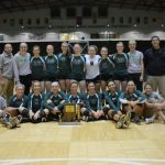 Volleyball beats Yorktown 3-0 to secure sectional title