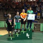 Wrestling Semi-State:  Decker finishes 3rd, earns trip to state finals
