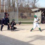 New Castle High School Softball Varsity beats Winchester Community High School 10-0