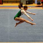 Trojan gymnasts 5th at regional; Cochran advances to the state finals