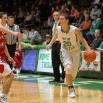 Boys Varsity Basketball beat New Palestine High School 69-57