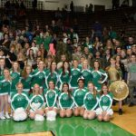 Boys Varsity Basketball falls to Connersville High School 66-75