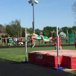 NCMS Girls Track Dominates the Anderson Highland Invitational