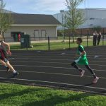 New Castle Boys Middle School Track finishes 3rd place in Anderson Highland Invitational