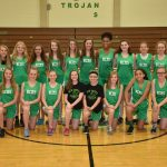 NCMS Girls Track Runs Right Past Muncie North and Connersville