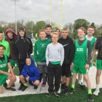 NCMS Boys Track Falls Short to Shenandoah