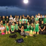 New Castle Boys Middle School Track finishes 7th place in HHC Meet