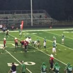 NCMS 8th Grade Football falls to Anderson Highland in a Defensive Battle 16-8