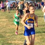 NCMS Boys Cross Country Team finishes 4th place in HHC