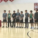 New Castle High School Boys Varsity Cross Country finishes 3rd place