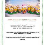 NCT Christmas Caroling