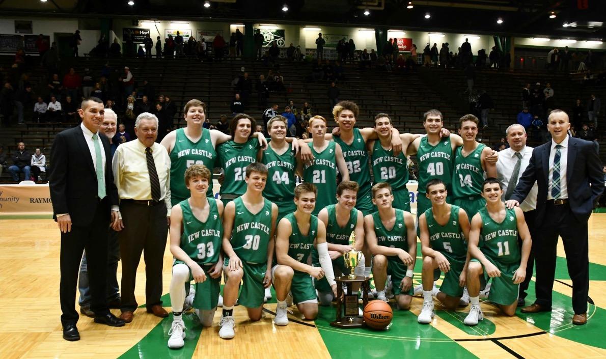 Boys Basketball teams wins the Hall of Fame Classic