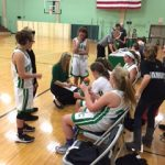 Girls 8th Grade Basketball falls to Yorktown Middle School 33 – 27