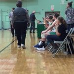 Girls 7th Grade Basketball falls to Yorktown Middle School 39 – 15