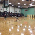 Girls 8th Grade Basketball beats Cambridge City Lincoln Hs 47 – 19
