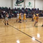 Girls 7th Grade Basketball beats Cambridge City Lincoln Hs 21 – 12