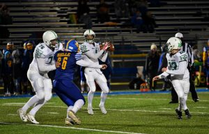 Football vs. Greenfield-Central