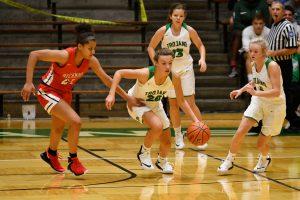 Girls Basketball vs. Richmond