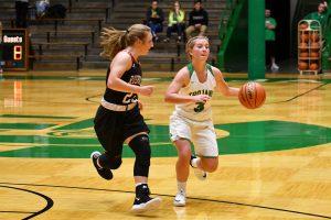 Girls Basketball vs. Rushville