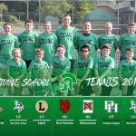 2019 Middle School Tennis Schedule