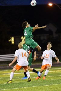 Boys JV/Varsity Soccer against Hamilton Heights Photo Gallery