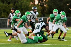 Junior Varsity Photo Gallery against Pendleton Heights