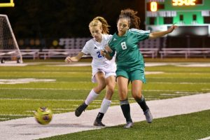 Photo Gallery – Varsity Girls Soccer against Greenfield-Central