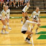 Girls Volleyball against Muncie Burris Photo Gallery