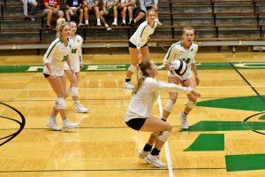 Girls Volleyball against Muncie Burris Photo Gallery