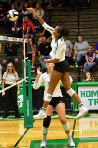 Girls Volleyball against Hagerstown Photo Gallery