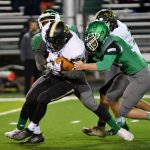 Football Sectional against Mt. Vernon