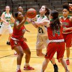 Lady JV Basketball NC vs Anderson