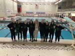 NCHS Girls Swim Team places highest ever at the HCC Swimming Conference