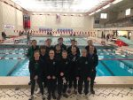 NCHS Boys Swim Team placed the highest ever at the HCC Swimming Conference this past Saturday