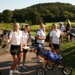 Girls Varsity Golf falls to Camdenton R-3 High School 413-0