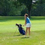 Girls Varsity Golf beat Lee's Summit North High School 177-192