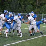 Varsity Football beat Raymore-Peculiar 28-0