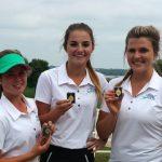 Girls Varsity Golf finishes 3rd place