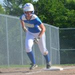 Varsity Softball beat Blue Springs High School 3-1