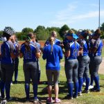 Varsity Softball beat Sherwood High School 7-2