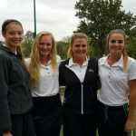 Girls Varsity Golf finishes 5th place